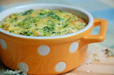 Crustless broccoli-cheddar quiche | Recipe's | Pinterest