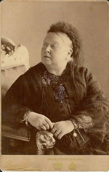 Queen Victoria 1897