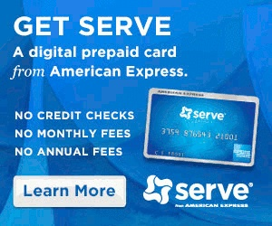 how to cancel american express serve card