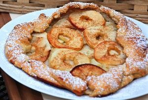 Free-Form Country Apple Tart - JSOnline