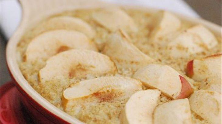 Apple Cinnamon Baked Oatmeal II Recipe | Breakfast | Pinterest