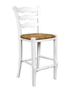 Ladder Back Counter Stool - Foter