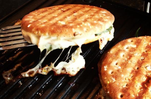... and Food News | Turkey, Spinach, Mozzarella & Sun Dried Tomato Panini