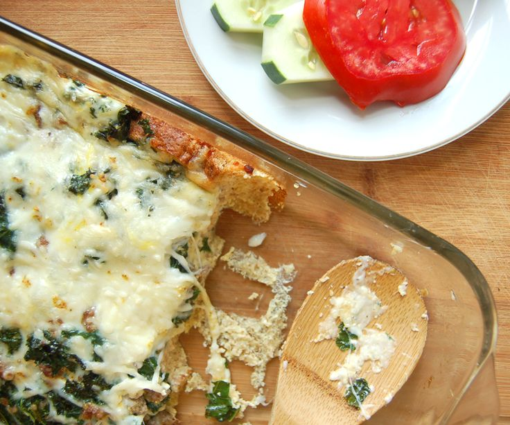 Sausage and Kale Strata | Good Eats | Pinterest