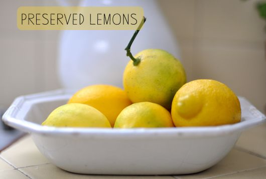 How to make preserved lemons [ ] | Recipes, Food, and Such | Pintere ...