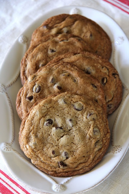 Crisp and Chewy Chocolate Chip Cookies (3) |Ridgely's Radar