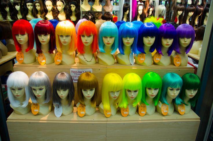 Wigs Bangkok 71