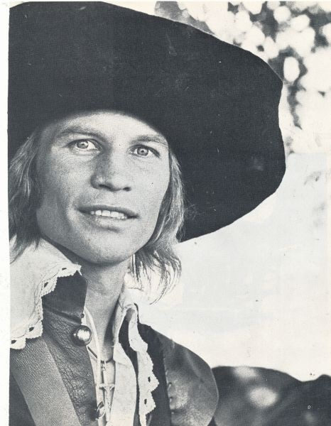 Michael York  The Thre...