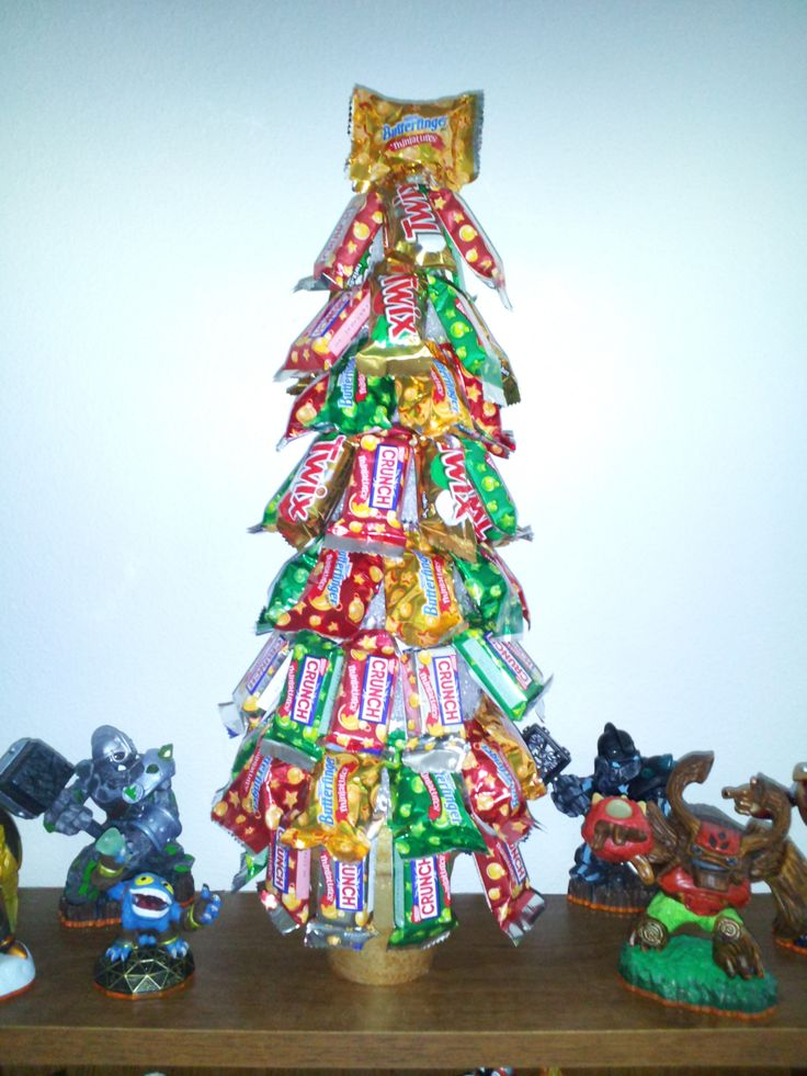 Candy Christmas Tree Crafts I Made Pinterest