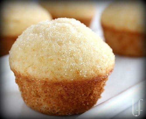 Sugar Donut Muffins | Recipes - Cakes (Small) | Pinterest