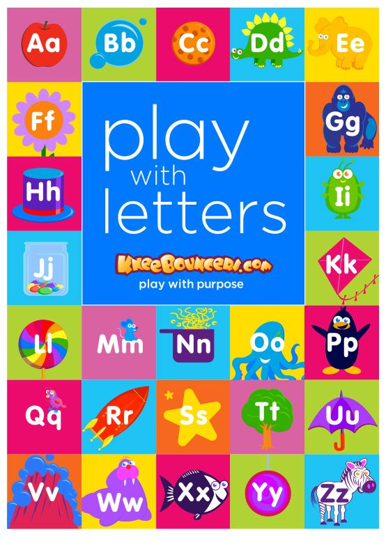 Play with letters easy activities to build letter recognition skills