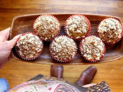 Coffee Coffee Cake Muffins | Muffins & Scones | Pinterest