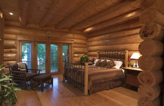 Log Cabin Master Bedroom Oh The Places You 39 Ll Go