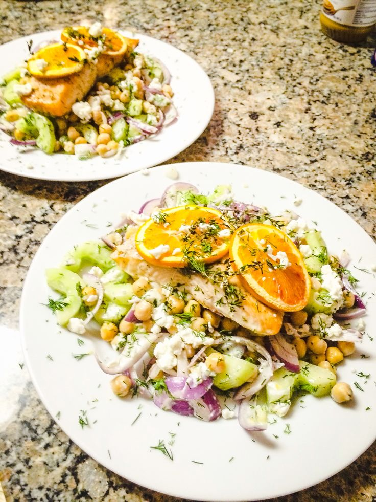 orange quinoa kale salad blood orange quinoa parfait grilled salmon ...