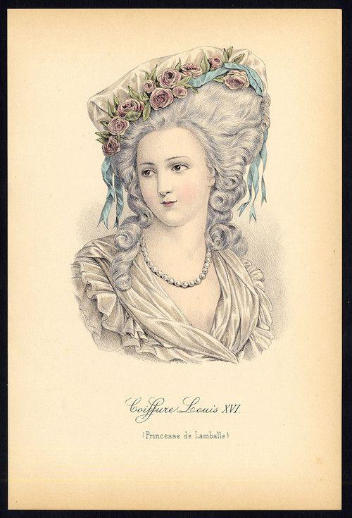Rococo, Princesse de Lamballe