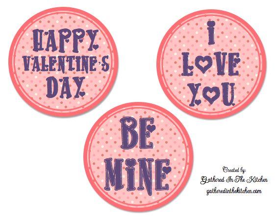 monthly valentine day list