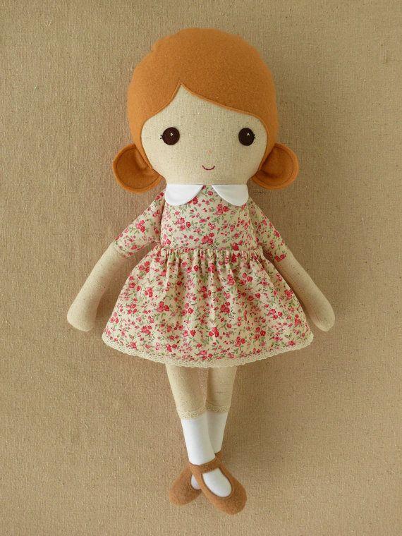 Маленькую куколку сшить 16