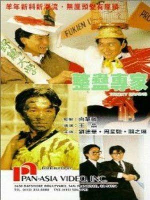 Phim Chuyên Gia Xảo Quyệt