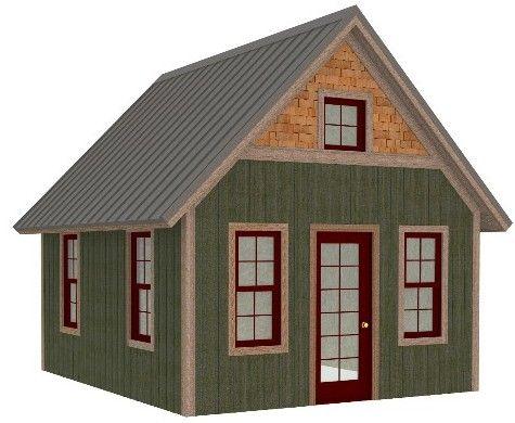Sip cabin kit joy studio design gallery best design for Eco cabin kits