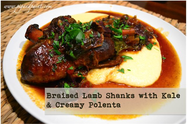 ... lamb shank braised lamb shanks with braised lamb shanks with mint