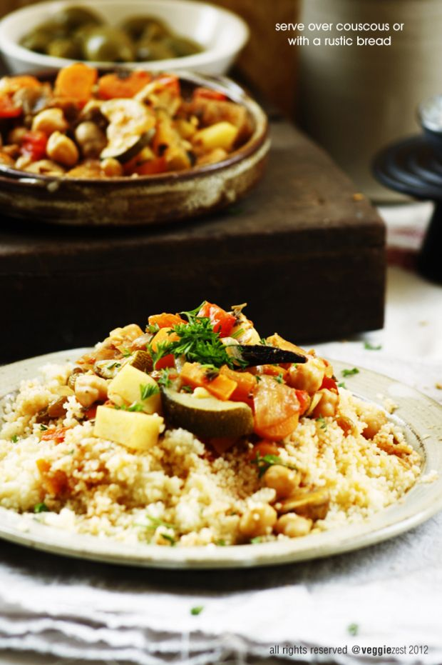 Moroccan tagine | RECIPES - SIDES AND SUCH | Pinterest