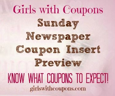 Newspaper grocery coupons online