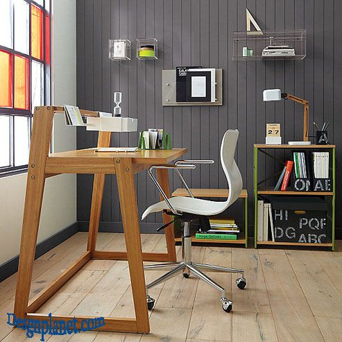 unique home office desk furniture pinterest