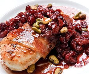 ... spice mixture. Wrap bacon slices diagonally around chicken breasts and