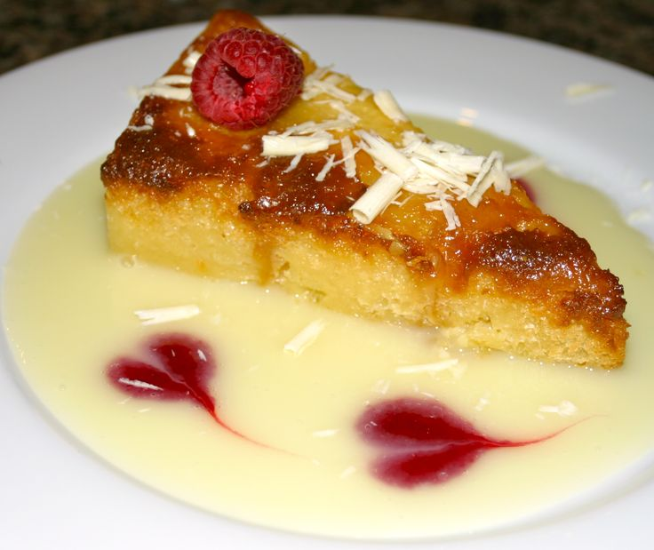 nordstrom bread pudding | White Chocolate Bread Pudding | What's for ...