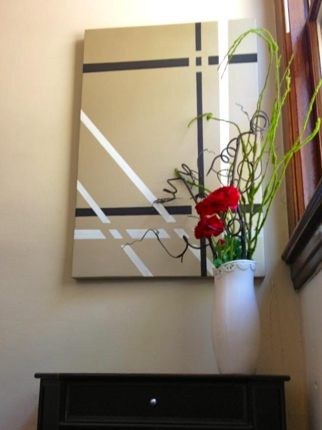 Cheap And Easy DIY Wall Art Grandma 39 S Corner AKA My Fave DIY Idea