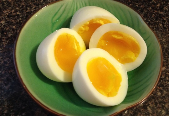 How to Cook the Perfect Soft Boiled Egg by Kim Loeung