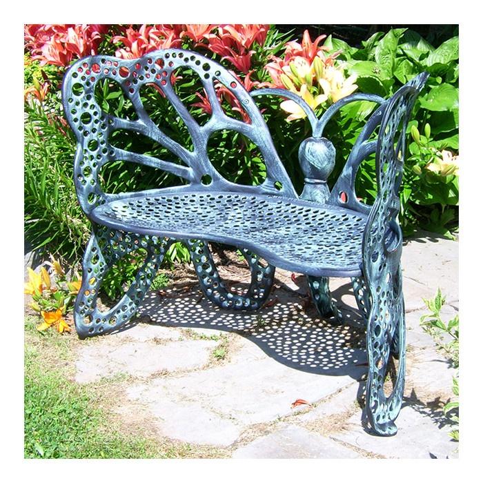 Butterfly Bench Garden Butterfly Bench Pinterest