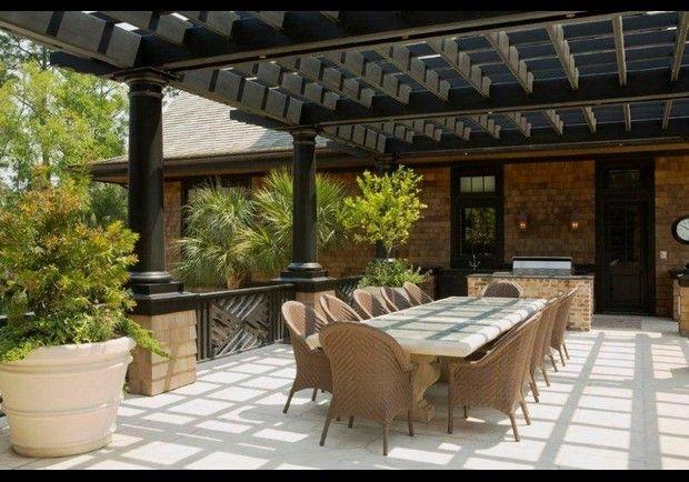 Great Backyard Patios : Great Patio  Outside  Pinterest