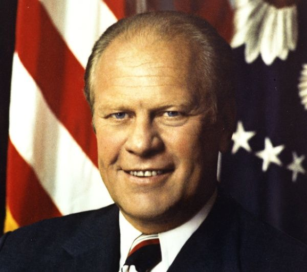Gerald Ford Picture Republican Party Grand Old Party