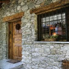 case pietra e legno - Cerca con Google  Casa  Pinterest