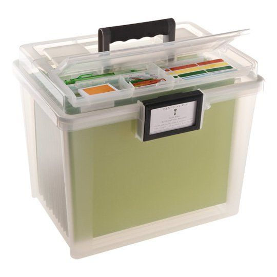 small space solution portable office totes