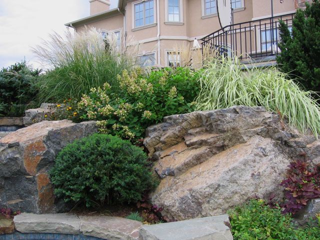 Landscape Boulders South Jersey : Boulders in landscaping for the home