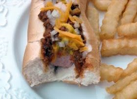 ... - Old Fashioned & Southern Style Cooking: Coney Island Hot Dog Sauce