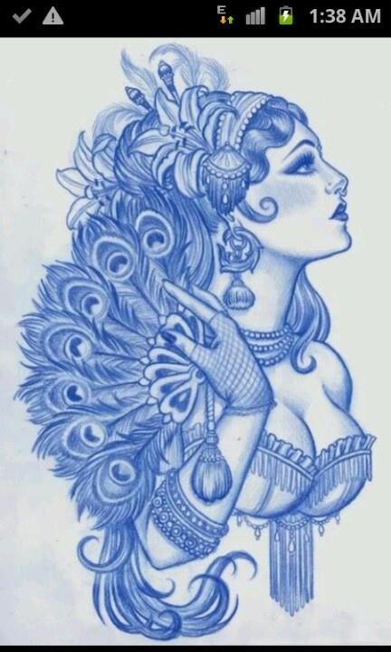 Amazing Tattoo Sketches
