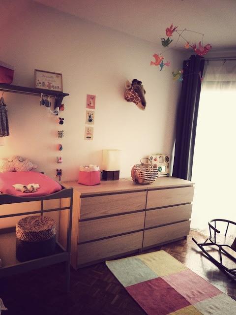 Chambre bébé Chambre Bébé décoration Nursery garçon fille baby ...