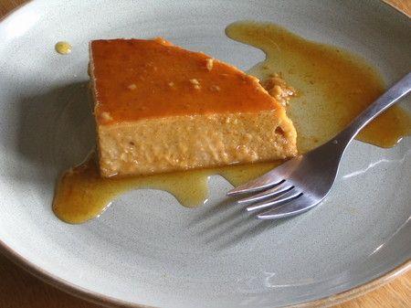 ... Dessert: Caramel Pumpkin Custard - Forks.ca, the edible blog