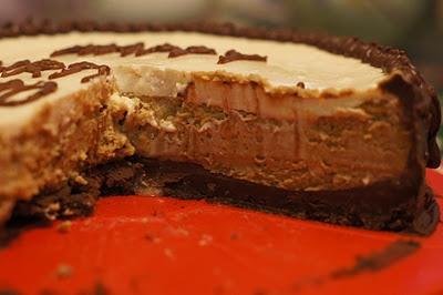 Cappuccino Fudge Cheesecake | Good Eats! (& drinks too!) | Pinterest