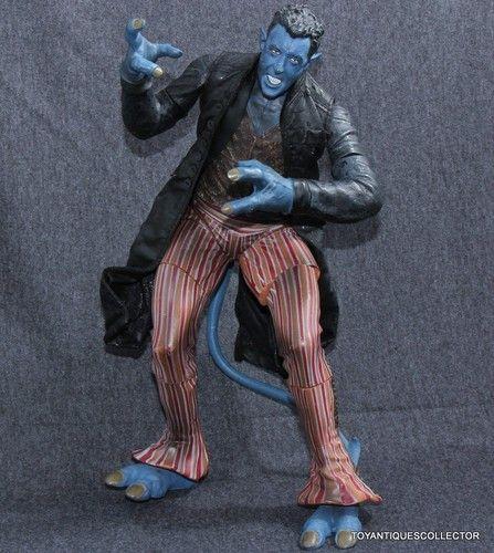 MEN 2 MOVIE NIG... X Men 2 Action Figures