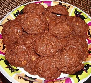 Peanut Butter Fudge Cookies | Cookies! | Pinterest