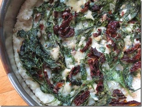 Polenta Pizza | Yummm | Pinterest