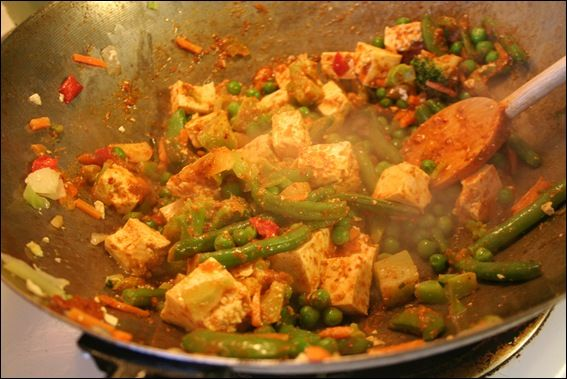 red curry tofu | food, food and more food | Pinterest