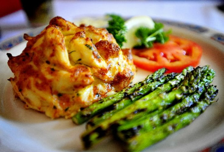 maryland crab cake | Food Ideas | Pinterest