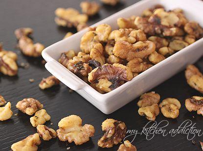 Rosemary Roasted Walnuts Written on February 16, 2012 by Jen @ My ...