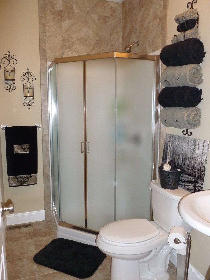 Pinterest Diy Bathroom