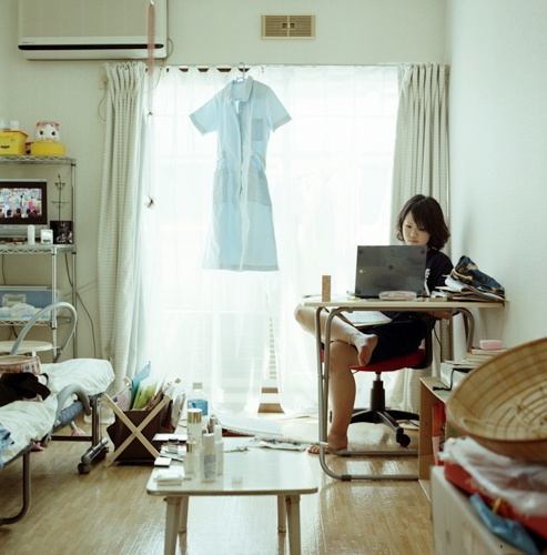 Japanese apartment home pinterest for One room apartment design japan